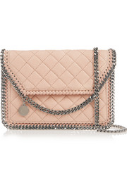 The Falabella quilted faux leather shoulder bag