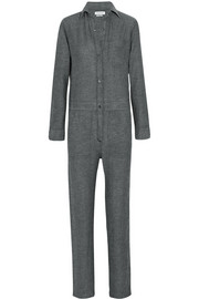 Peters gabardine jumpsuit