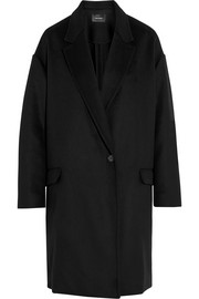 Corey oversized wool and cashmere-blend coat