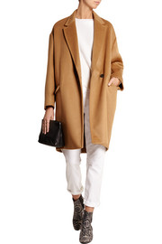 Corey wool and cashmere-blend coat