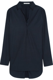 Acne Studios Lain cotton-poplin shirt