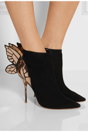 Chiara suede ankle boots