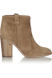 Pete suede ankle boots