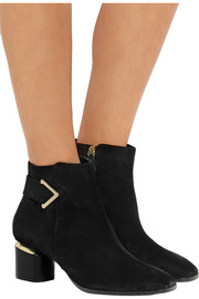 Brannagh suede ankle boots