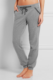 Calvin Klein Underwear Evolve brushed cotton-blend pajama pants