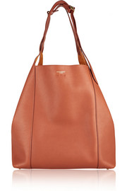 Faust leather tote