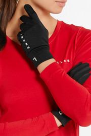 Stretch-jersey gloves