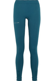 Dynamic stretch-jersey leggings