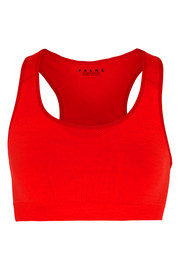 Madison stretch-jersey sports bra