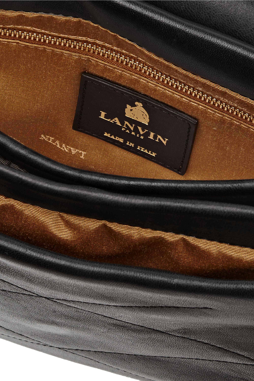Lanvin Sugar medium quilted leather shoulder bag