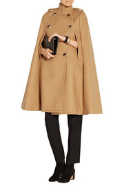 Sacai Luck wool cape