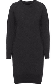 Wool sweater dress