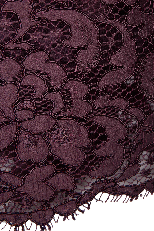 Dolce & Gabbana Guipure lace dress