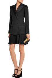 Dolce & Gabbana Stretch wool and silk-blend blazer