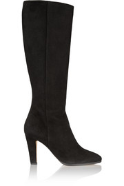 Jimmy Choo Suede knee boots