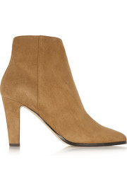 Jimmy Choo Mass suede ankle boots