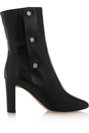 Dayno leather ankle boots