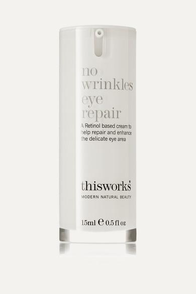 THIS WORKS No Wrinkles Eye Repair, 15Ml - Colorless
