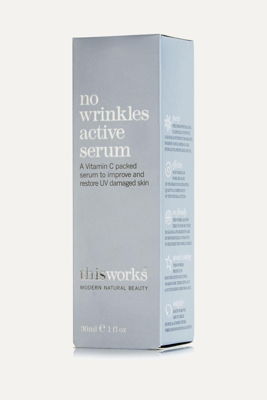 This Works No Wrinkles Active Serum, 30ml