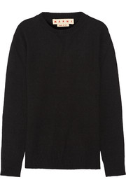 Marni Wool and cashmere-blend sweater