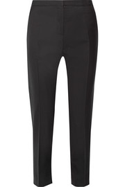 Marni Wool-crepe tapered pants