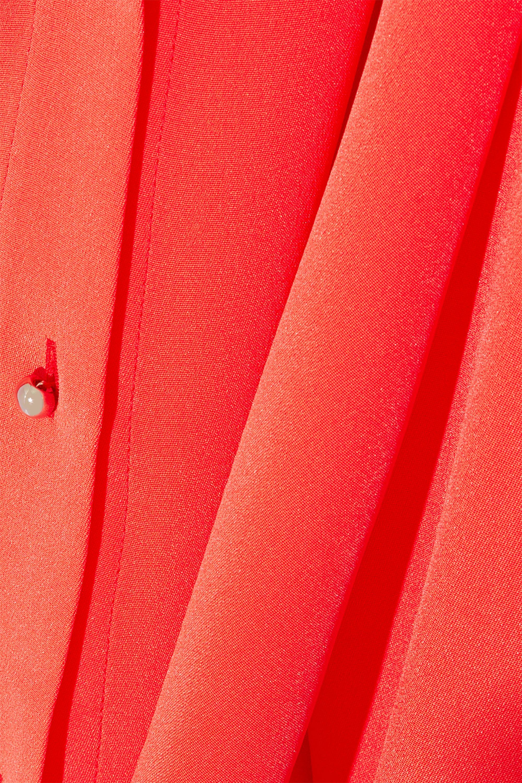 Roksanda Tiernan silk-marocain shirt