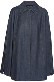 Anthologie denim cape