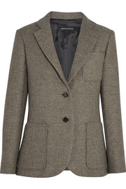 Abel wool-blend tweed blazer