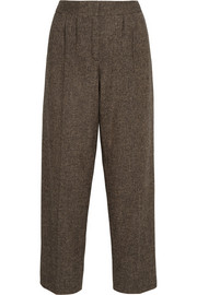 Acronyme wool-blend wide-leg pants