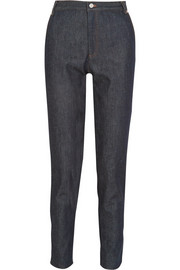 Victoire high-rise slim-fit jeans