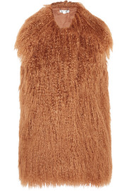 Stella McCartney Faux fur gilet