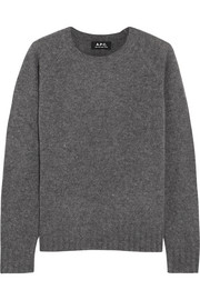 Mademoiselle wool sweater