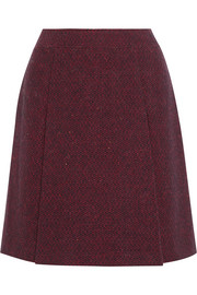 Bab wool-blend tweed skirt
