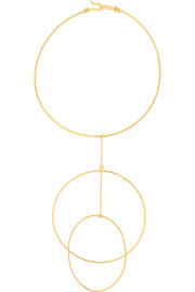 Stella McCartney Gold-tone choker