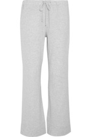 Organic cotton-jersey pants