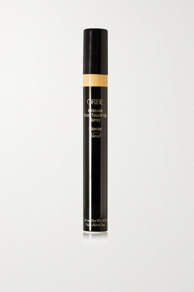 Airbrush Root Touch-Up Spray - Blonde, 30Ml, Camel