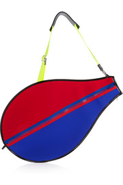 Neoprene  and PVC tennis racket cover