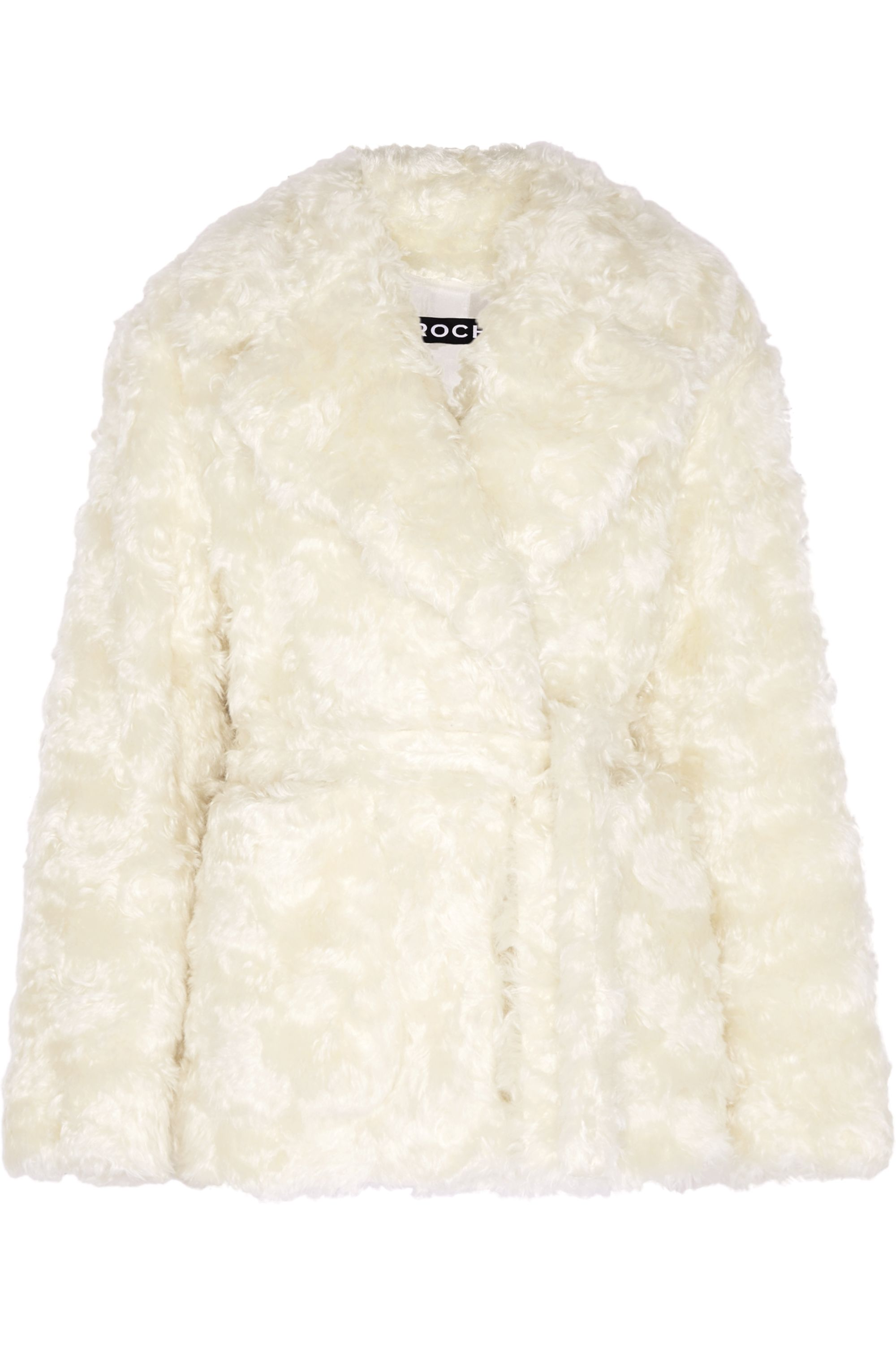 Rochas Mohair and cotton-blend jacket