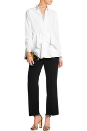 Jeremiah cotton peplum shirt