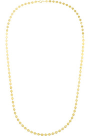 18-karat gold necklace