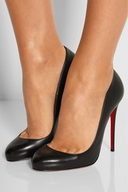 Christian Louboutin Dorissima 120 leather pumps