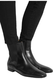 Masterboot leather ankle boots