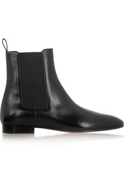Christian Louboutin Masterboot leather ankle boots