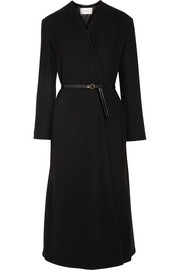 Lemaire Belted yak coat