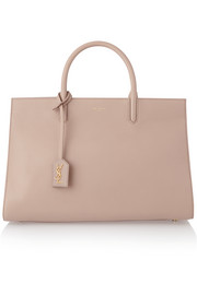 Monogramme Cabas medium leather tote