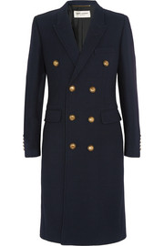 Saint Laurent Alluré wool coat