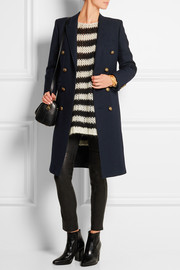 Alluré wool coat