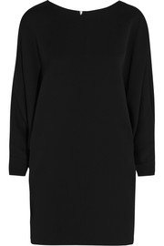 Saint Laurent Crepe mini dress