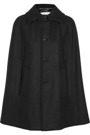 Saint Laurent Wool-felt cape