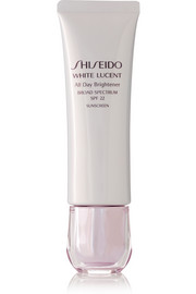 Shiseido White Lucent All Day Brightener SPF22, 50ml